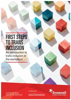 First steps to trans inclusion