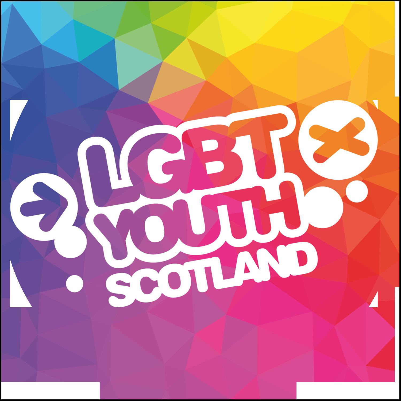 LGBT Youth Scotland logo