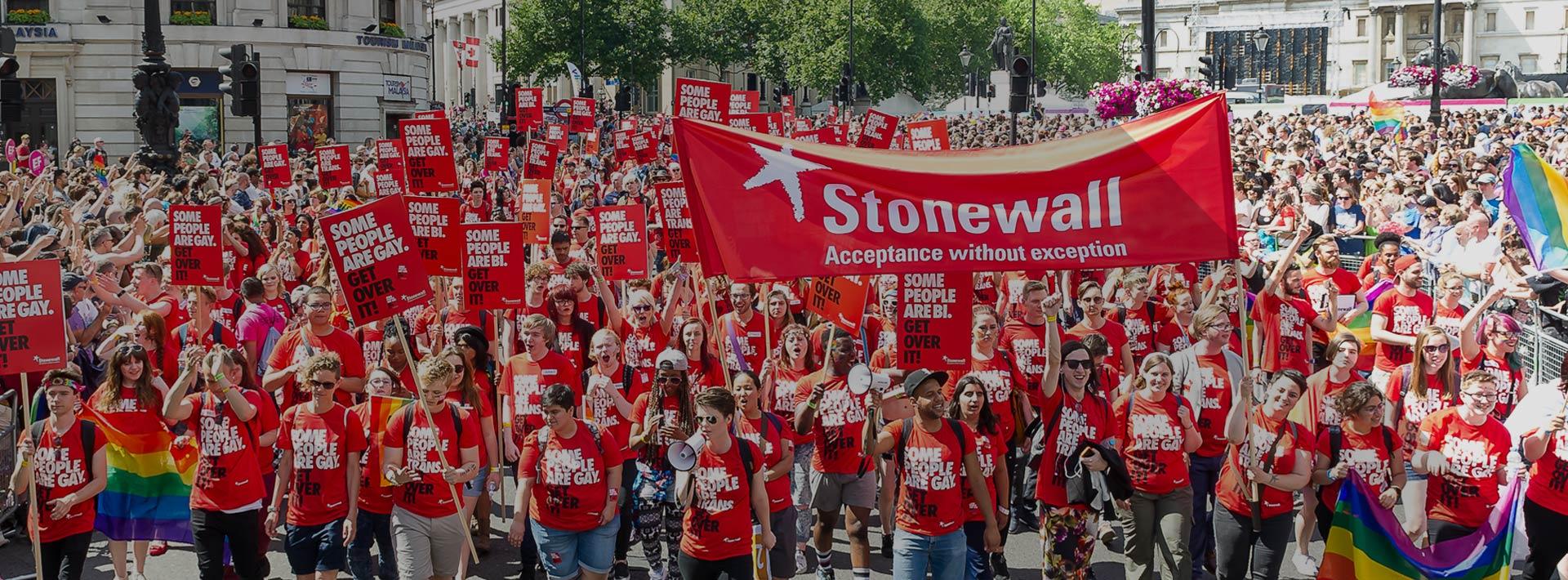 Pride in London © Simon Callaghan Photography