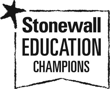 Stonewall Education Champions logo