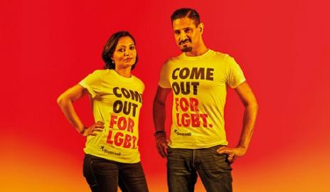 Come Out For LGBT - Pablo and Harbinder