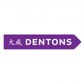 Global Senior Leader Award 2020: Dentons