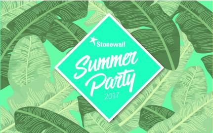 Stonewall Summer Party 2017
