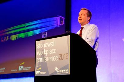 Director of GCHQ speaking at Stonewall's conference