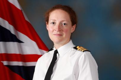 Commander Kara Chadwick