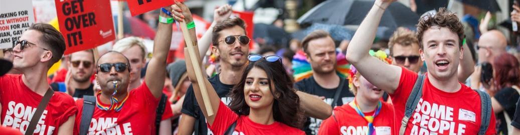 London Pride 2015 - Simon Callaghan Photography