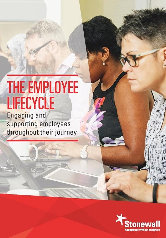 The Employee Lifecycle (front cover)