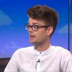 Liam Beattie Terrence Higgins Trust