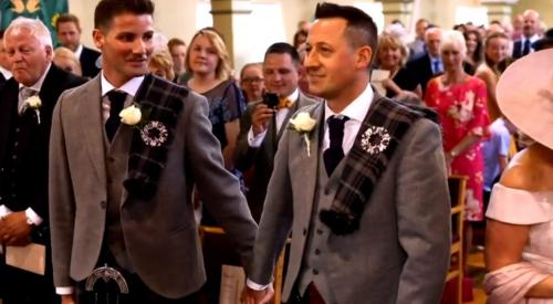 United Reform Church same-sex wedding