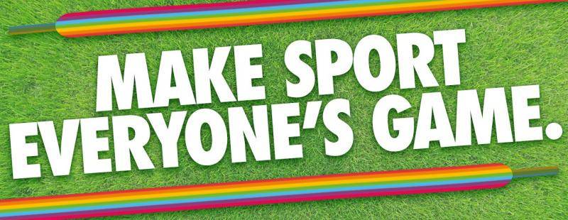 Make Sport Everyone's Game logo