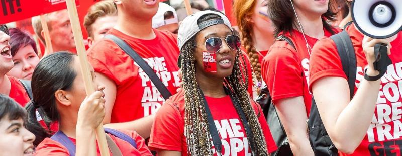 Stonewall Pride London 2015 - Simon Callaghan Photography