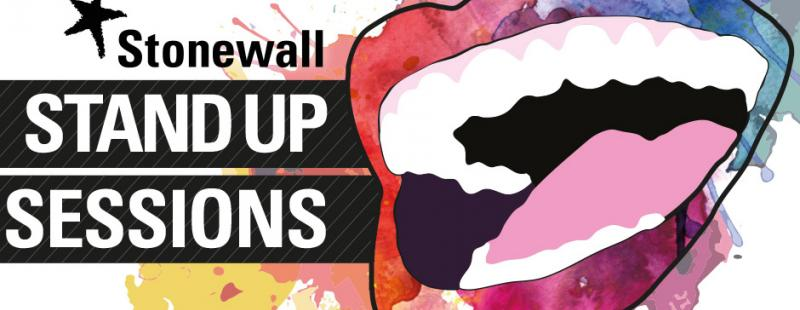 Stonewall Stand Up Sessions logo