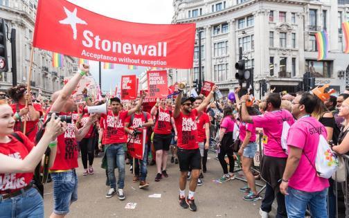 London Pride 2016 © Andy Tyler