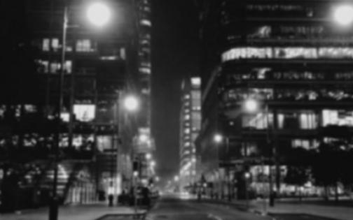 Street (black and white)