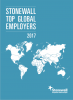 Stonewall Top Global Employers 2017 cover