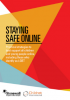 Front cover of Staying Safe Online