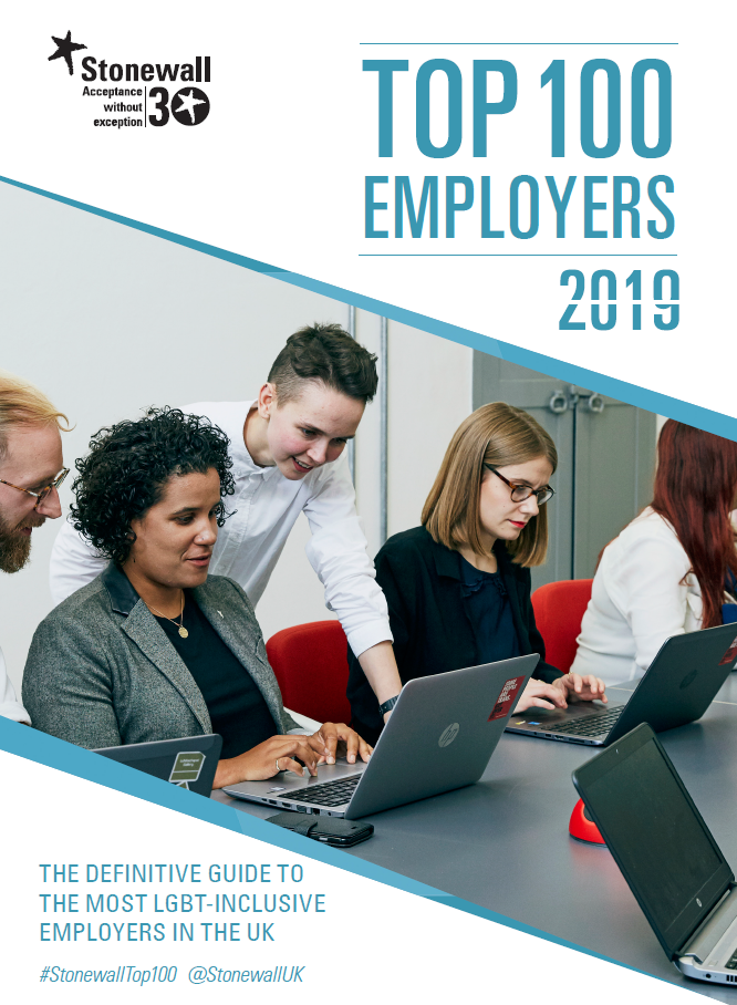 Top 100 Employers 2019