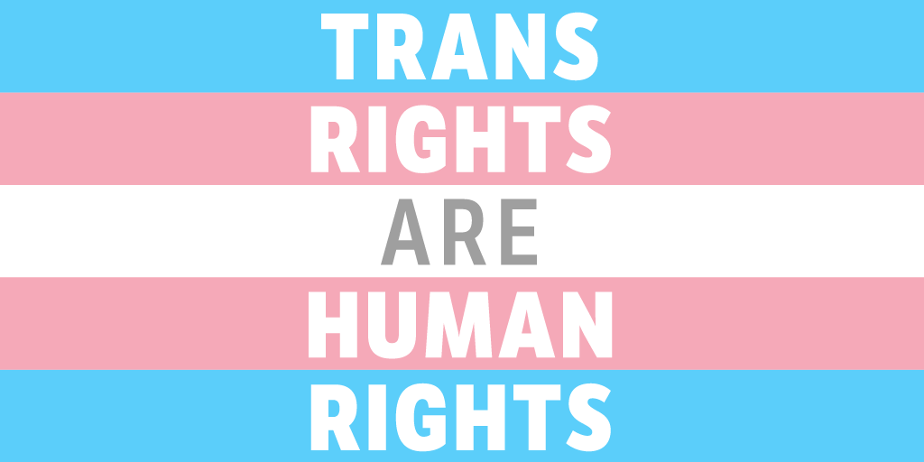 Over 100 major companies join together to say trans rights are human rights